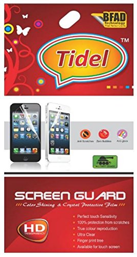 Tidel Ulta Clear HD Screen Guard Protector for Lenovo A328  available at amazon for Rs.89