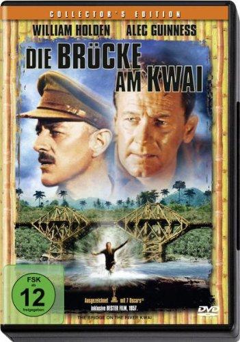 Die Brücke am Kwai [2 DVDs]