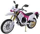 鎧武のバイク「S.H.フィギュアーツ サクラハリケーン」の様子