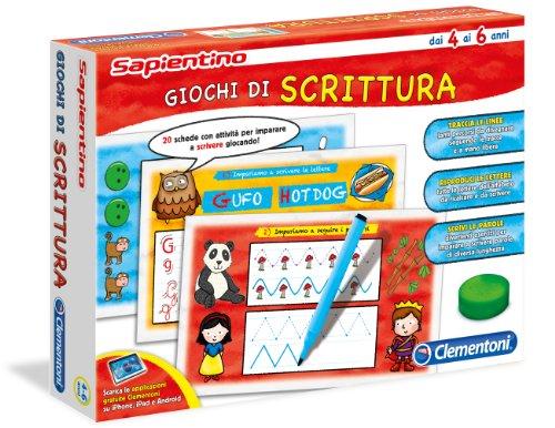 Clementoni 13221 - Sapientino Giochi di Scrittura