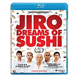 Jiro Dreams of Sushi [Blu-ray]