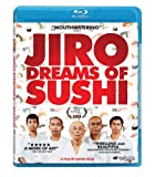Cover art for  Jiro Dreams of Sushi [Blu-ray]