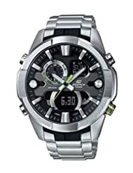 Casio Edifice Analog-Digital Multi-Color Dial Men's Watch - ERA-201D-1AVDF (EX203)