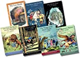 C. S.Lewis The Chronicles of Narnia Collection- 7 Books RRP £55.93 ([1]The Magician's Nephew; [2]The Lion, the Witch and the Wardrobe; [3]The Horse and His Boy; [4]Prince Caspian; [5]The Voyage of the Dawn Treader; [6]The Silver Chai