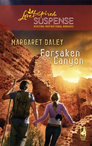 Forsaken Canyon (Heart of the Amazon Series #3) (Steeple Hill Love Inspired Suspense #119), MARGARET DALEY