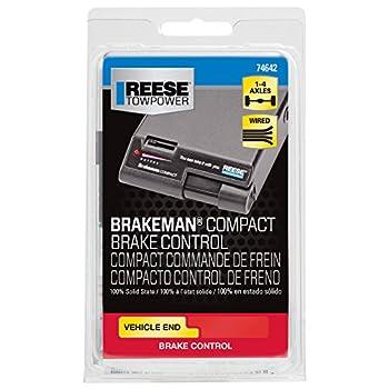 Reese Towpower (74642) Brakeman Timed Compact Brake Control