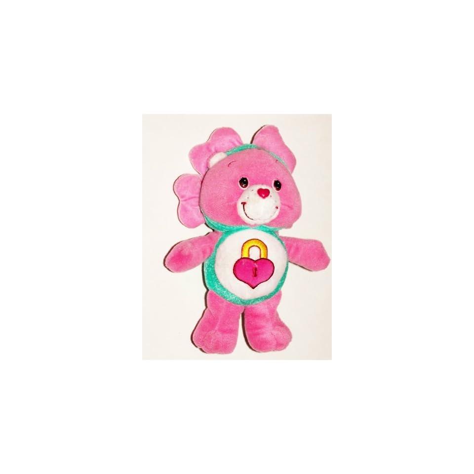Care Bears Plush Secret Bear in Flower Costume 8