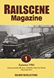 Railscene Magazine No. 1: Autumn 1984 Dvd - Railway Recollections (Archive News & Features on Main Line, Preserved Lines, Steam, Diesel, Engines, Trains, Cab Rides & Archive Films)