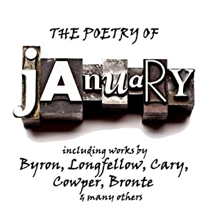 The Poetry of January Audiobook