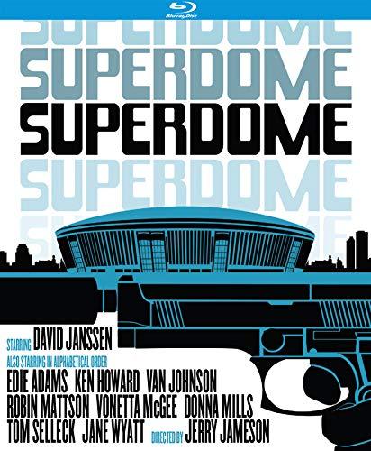 Blu-ray : Superdome (1978)