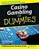 img - for Casino Gambling For Dummies book / textbook / text book