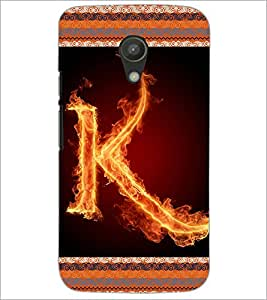 PrintDhaba GRANDbet K D-2538 Back Case Cover for MOTOROLA MOTO G2 (Multi-Coloured)