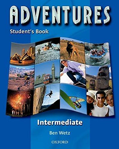 Adventures Intermediate : Student's Book: Student Book Intermediate level
