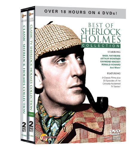 Best of Sherlock Holmes Collection (Sherlock Holmes Fan compare prices)