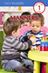 Easy Readers Level 1: Manners (Englis...
