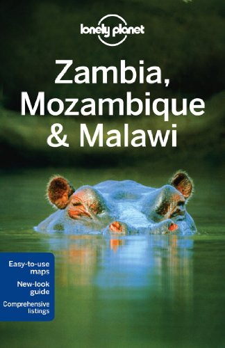 Zambia, Mozambique & Malawi 2 (Country Regional Guides)