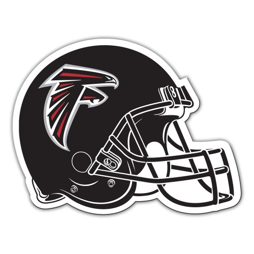 Fremont Die Atlanta  Falcons 12 inch Magnet