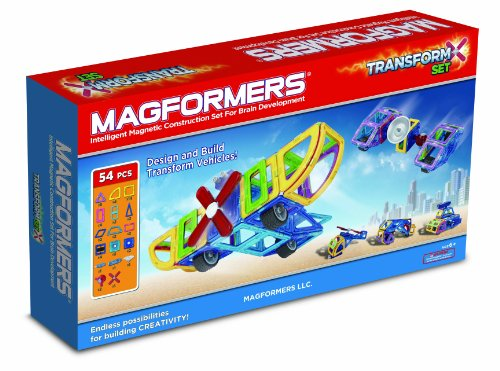 Magformers Transform Set front-784729