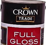 2.5L Crown Trade Full Gloss - Royal Maroon