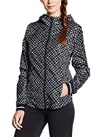 Under Armour Chaqueta Deporte Storm Layered Up Printed (Negro / Blanco)
