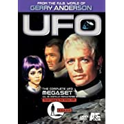 The Complete UFO Megaset (DVD) By Gerry Anderson          Buy new: $36.38     Customer Rating: