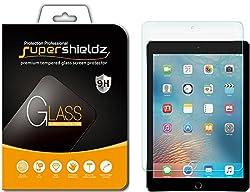 Apple iPad Pro 9.7 inch Tempered Glass Screen Protector, Supershieldz® iPad Pro 9.7
