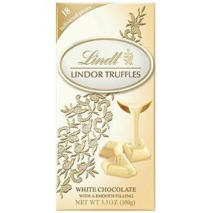 Lindor White Chocolate Truffles Amazon