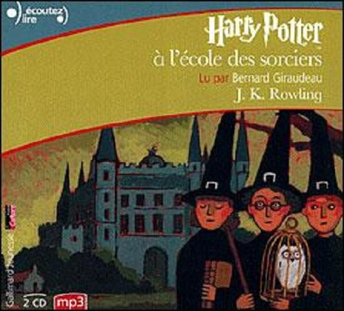 Harry Potter a L'ecole Des Sorciers - MP3 CD (French Edition)