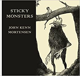 Sticky Monsters Hardcover – May 1, 2014
