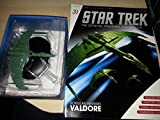 Star Trek Starships #31 The Valdore Vehicle with Collector Magazine by Eaglemoss