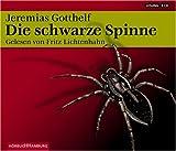 Die schwarze Spinne - Sonderausgabe - 3 CDs - Jeremias Gotthelf