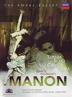Manon: Royal Ballet (Yates) [DVD] [2009] [NTSC]