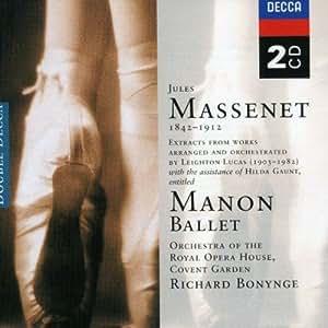 Massenet: Manon (Ballet)