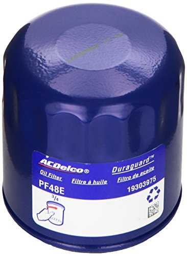 ACDelco PF48E Professional Engine Oil Filter (2011 Dodge Journey Oil Filter compare prices)