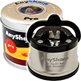 Anysharp Pro Knife Sharpener Gift Pack