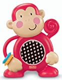 Fisher-Price Discover 'n Grow Push 'N See Kaleidoscope Monkey