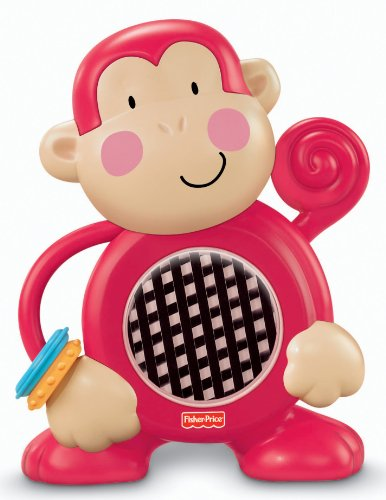 Fisher-Price Discover 'n Grow Push 'N See Kaleidoscope, Monkey (Discontinued by Manufacturer)