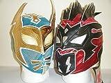 Le NXT Lucha Dragons-Sin