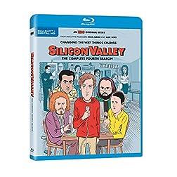 Silicon Valley Season 4 [Blu-ray]