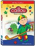 Caillou - Where's Caillou