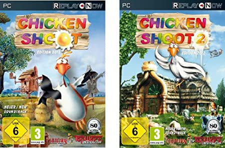 Chicken Shoot 1 and Chicken Shoot 2 [Download]