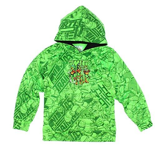 Nickelodeon Teenage Mutant Ninja Turtles TMNT Boys Pullover Hoodie (2XL 18)