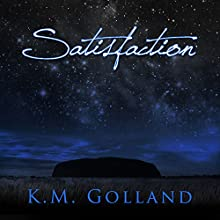 Satisfaction: Temptation, Book 2 (       UNABRIDGED) by K. M. Golland Narrated by Carmen Rose
