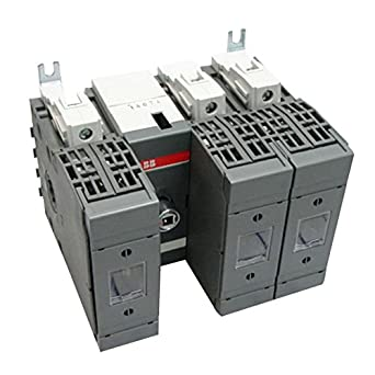 abb os60gj12 fusible disconnect switch 600 volt 60 amp 1. Black Bedroom Furniture Sets. Home Design Ideas