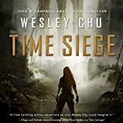 Time Siege: Time Salvager, Book 2 | Wesley Chu