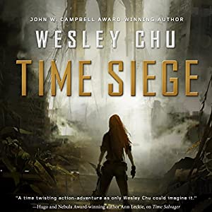 Time Siege Audiobook