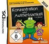 Konzentration und Aufmerksamkeit 1.-4. Kl.
