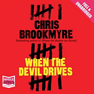 When the Devil Drives Audiobook