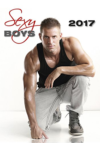 Hunk Calendar - 2017 Calendar - Male Model Calendar - Photo Calendar - Sexy Boys Calendar by Helma (Male Models compare prices)