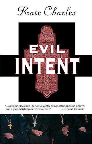 Evil Intent (Callie Anson (Paperback))